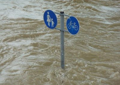 Qué hacer en caso de inundaciones