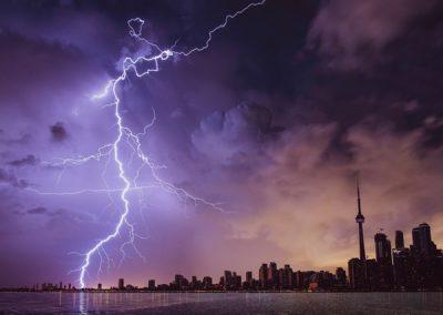 Qué hacer en caso de tormenta eléctrica